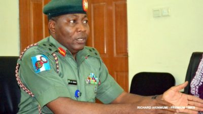 Army releases photographs of Boko Haram commanders killed by military troops