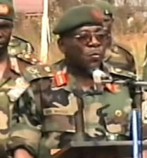 Buratai mourns predecessor, ex-Army chief Victor Malu, who dies Monday