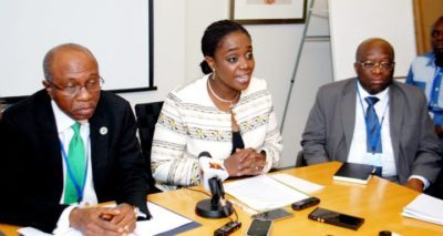 FG would not be reckless with foreign borrowings – Kemi Adeosun