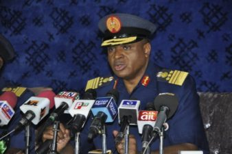 Shekahu's wife feared dead after airstrikes on Durwawa – NAF