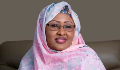 Aisha Buhari congratulates North East over NEDC Act