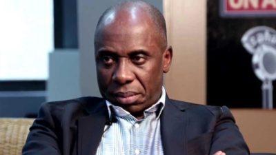 Oshiomhole has no dispute with Amaechi – APC