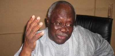 Godfatherism springing up everywhere threat to Nigeria's democracy, Bode George raises alarm