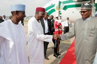 Buhari returns after 4-day visit to Turkey
