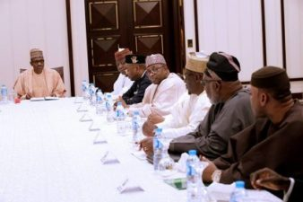 How can one go to bed, sleep when workers are not paid salaries? President Buhari asks Governors