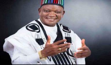 APC has no candidate besides Buhari for 2019 — Ortom