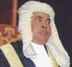 Justice Ngwuta in trouble for using 2 Int'l passports