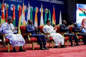 EU Experience: Nigeria's President Buhari cautions over single currency for ECOWAS countries by 2020