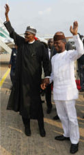 Towards a better Nigeria: The beauty of a leadership with will power and the Buhari example