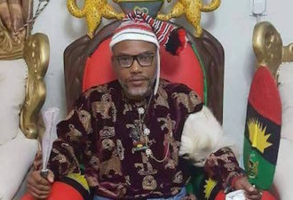 """""""Nnamdi Kanu royal family lied, no household items carted away by soldiers"""""""