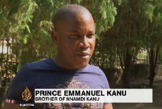 "Nnamdi Kanu's younger brother behind fake news, dangerous rumours of ""Monkey Pox vaccine in schools – Igbo Group"