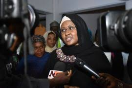 Deworm children regularly, Aisha Buhari urges parents