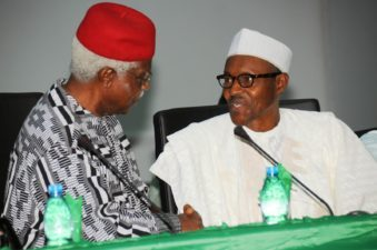 President Buhari, in emergency move to save Alex Ekwueme's life, approves ex-VP's immediate treatment abroad