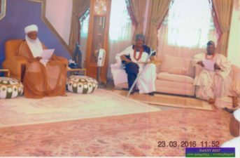 Sultan of Sokoto to visit Ayede Saturday, as Ekiti community beams with joy expecting Africa's fourth most influential King