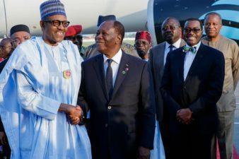 Instability in Togo could have devastating regional consequences, Buhari, Quattara warn