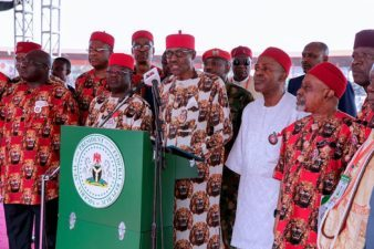 In Anambra, history offers Buhari one golden moment