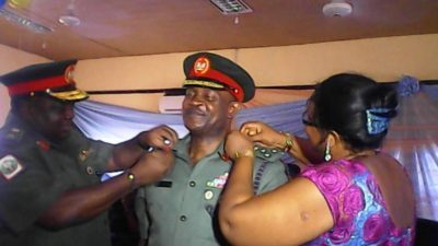 FLASH BACK: General Minimah, Chief of Army Staff, I am okay by this (29/11/2014)