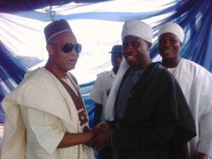 Ex-Ondo Military Governor Ahmed Usman, Buhari's Political Adviser Babafemi Ojudu, others attend Oyemekun Festival 2017