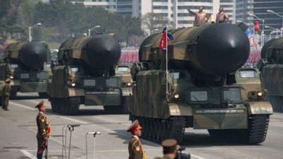 Breaking: North Korea fires ballistic missile