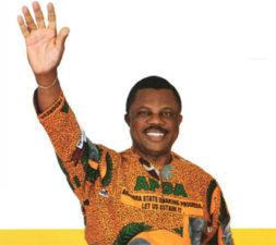 Buhari congratulates Anambra Governor, Obiano, on Pope Francis' honour for social harmony