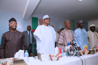 2019: APC govs back automatic ticket for Buhari, as Minister of Communications, Shittu, says automatic ticket or not, Buhari's performance will hand him mandate
