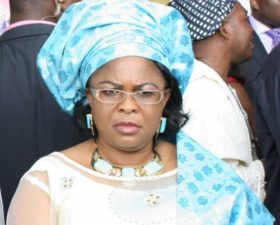 More of Patience Jonathan's evils of the past, as new book reveals she called ex-AGF Adoke 'useless man' for not disqualifying Buhari from 2015 presidential contest