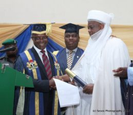 Sultan of Sokoto due in Ibadan for UI convocation