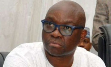 Fear of Unknown: Fayose's secret plans to join APC exposed as 2018 fast approaches