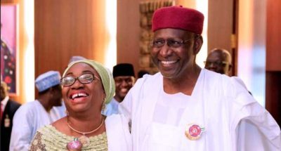 Kyari, Oyo-Ita settle rift, embrace at FEC meeting