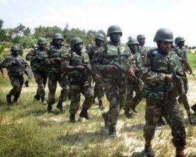 Nigerian soldiers repel Boko Haram's attack