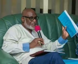 We have challenged our representative commissioners to see Akeredolu's success as their mission in government – PMC Ondo State