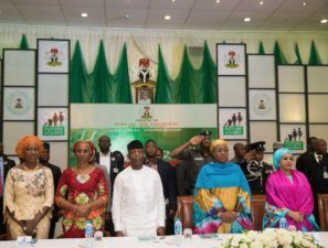 Review penalties associated with abuse – Aisha Buhari to judges