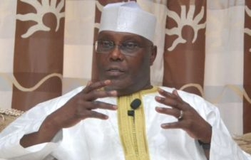 Presidency makes first lampoon of Atiku, says Buhari was never banned from entering America