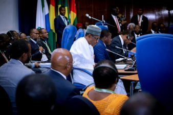 WELCOME REMARKS BY H.E. MUHAMMADU BUHARI PRESIDENT OF THE FEDERAL REPUBLIC OF NIGERIA ON THE OCCASION OF 52ND ORDINARY SESSION OF THE ECOWAS AUTHORITY OF HEADS OF STATE AND GOVERNMENT ABUJA, TRANSCORP HILTON HOTEL 16 DECEMBER 2017