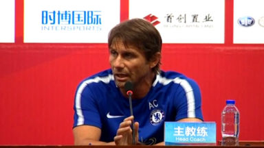 Chelsea don't fear Euro superpowers, says Conte