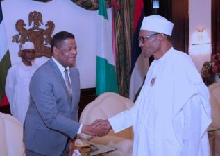 President Buhari stresses accountability, good neighbourliness in meetings with ECOWAS, EU commissions