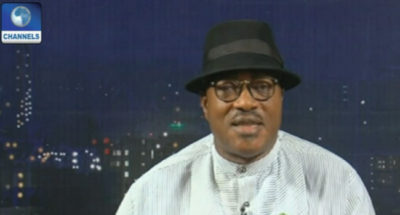 Arresting ex-DG DSS Ita Ekpeyong: Ejiofor agrees with EFCC nobody above the law but…