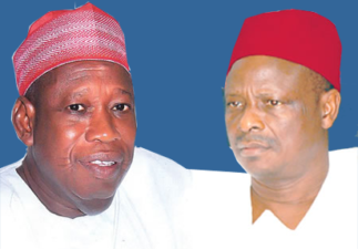 Ganduje demands apology from Kwankwaso over comments on Buhari