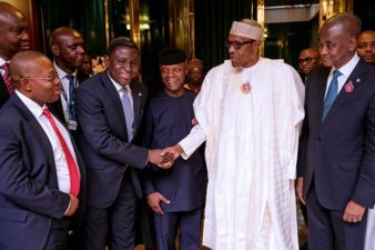 We must avert collapse of public confidence in judicial system, President Buhari tells NBA