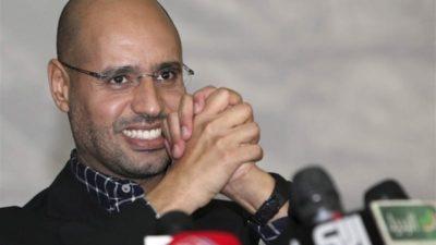 Gaddafi's son to announce bid for Libyan Presidency