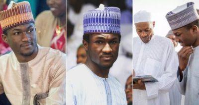 Bola Ajibola sympathises, as Nigerian President's son breaks limb in power bike accident