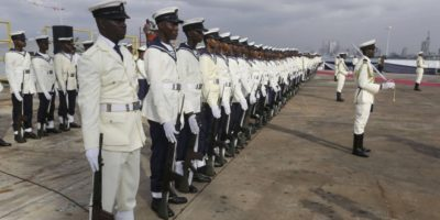 Nigerian Navy appoints first female Commodore