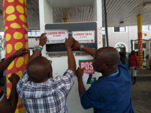 DPR suspends petrol station for diverting product