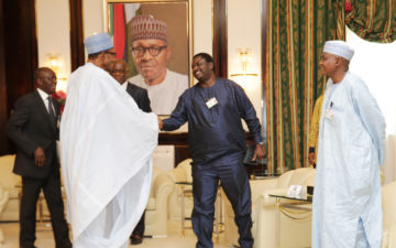 Despite all of the hostilities, I stand with Buhari, Femi Adesina insists there must be handshakes across the Niger