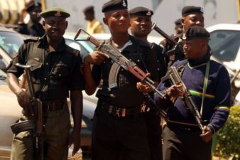 BREAKING: Police rescue four abducted expatriates in Kaduna