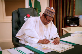Buhari signs instruments of ratification of Bilateral Air Service Agreements with Algeria, Congo, China, Qatar, Singapore – Presidency