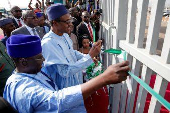 Muhammadu Buhari Int'l Market commissioned in Nasarawa, as Al-Makura names project after President