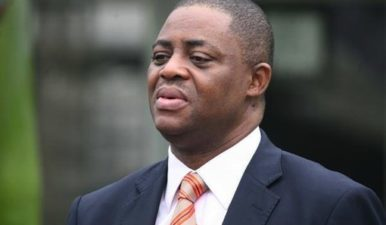 Police grill Fani-Kayode for 2 hours, release him on bail, to reappear Sept 11