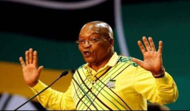 Zuma quits as President of South Africa