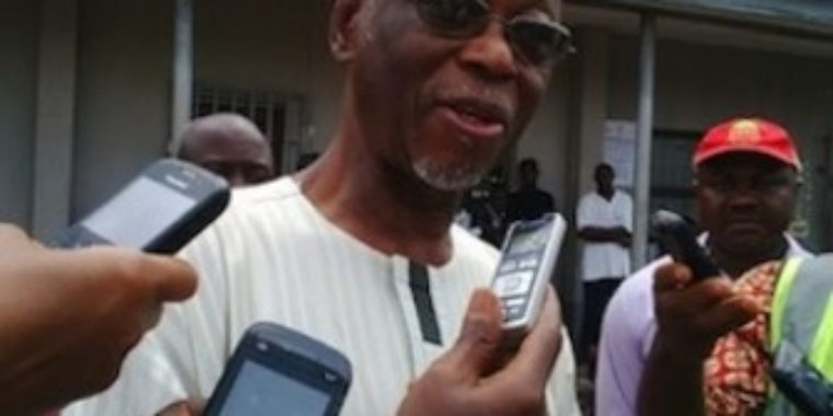 I will help you in your duty to reconcile APC factions, Oyegun replies Tinubu